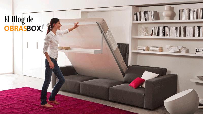 Consejos imprescindibles para aprovechar mejor el espacio en tu hogar