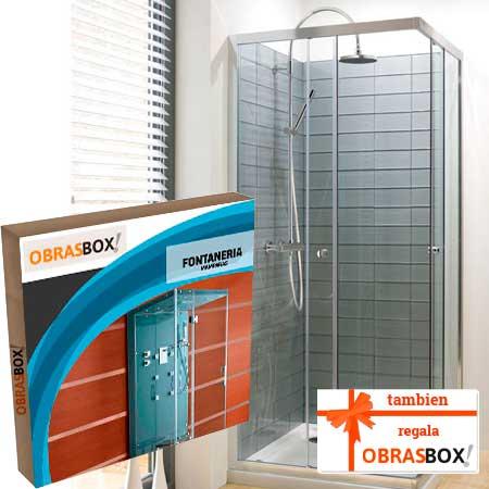 instalacion de mamparas de baño